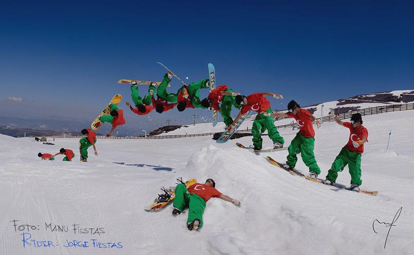 Escuela <BR>Esquí &#038; Snowboard